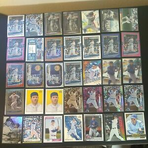 Anthony Rizzo Lot (35) Card Pink, Serial#'d, Inserts... More!!!!