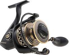 Penn Battle II BTLII4000 Spinning Fishing Reel 6Bb 6.2:1 270 Yds Of 8 lbs