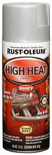 Rust-Oleum 248904 Automotive 12-Ounce High Heat 2000 Degree Spray Paint, Flat