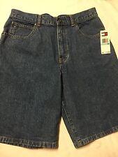 NWT Tommy Hilfiger Boys Shorts/Denim Sz.20-Freedom Fit-Relaxed/Straight Leg