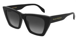 Sunglasses Alexander McQueen AM0299S 001 New & Authentic