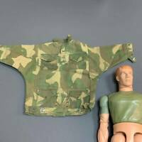 "Big Rare Jacket 1/6 21ST CENTURY DRAGON GI JOE For 12"" Action figure Toy #A"