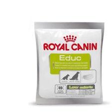 Snack golosina perros cachorros y adultos (Más 2 meses) Royal Canin EDUC 50g