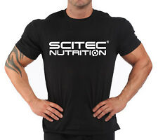 "T-Shirt Bodybuilding Fitness Palestra "" Scitec Nutrition"""