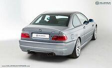 BMW E46 M3 CSL LOGO EMBLEM BADGE ORIGNAL SUPER RARE