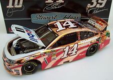 Tony Stewart 2013 Mobil 1 #14 Copper Finish Chevy SS 1/24 NASCAR Diecast New