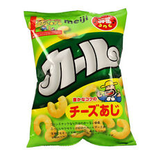 Japanese Food Meiji KARL Popular Cheese Flavor Crunchy Snack 72g  from Japan F/S
