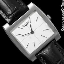 1970'sLONGINES Vintage Mens Midsize Ultra Thin Retro Watch - Stainless Steel