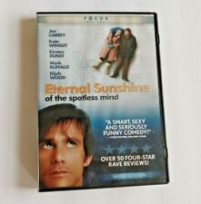 Dvd Widescreen Eternal Sunshine Of The Spotless Mind 2004
