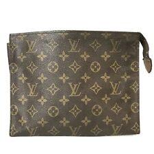 Louis Vuitton monogram Posh Towaretto 26 clutch bag handbag multi Pouch  (21-7