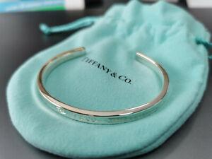 Tiffany 1837™ Cuff in Sterling silver /Jewellery/ Bracelets RRP around $650