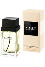 Carolina Herrera Chic 3.4 oz 100 ml EDT for Men
