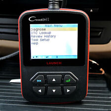 Orignal LAUNCH X431 CReader VI OBD2 Fault Code Reader Auto Diagnostic Scanner