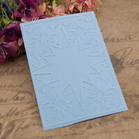 boom Embossing folders Plastic Embossing Folder For Scrapbooking DIY card ZR