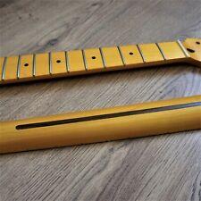 Strat Stratocaster Guitar Neck Maple Neck Jumbo Vintage Nitro