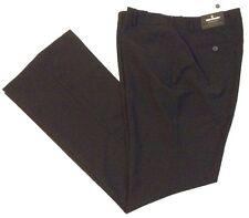 Worthington Modern Fit Womens Dress Pant Trouser Leg Black Size 16W Short  NWT