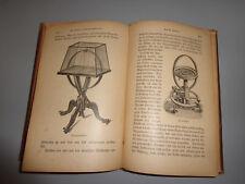 Buch 1893 Bibliothek der Unterhaltung und des Wissens Wach-Kompagnie 2 R.Korps
