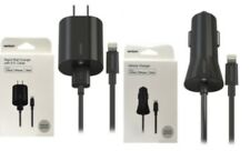 Verizon OEM iPhone/iPad/iPod Wall and Vehicle lighting Charger with 6 ft. Cable