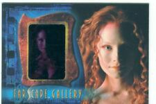 Farscape Season 4 Gallery Chase Card G8 Sikozu
