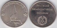 Hettstedt-Medaille Halle Fahnenmonument nicht magnetisch