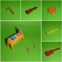 Playmobil - Ersatzteil - Musikinstrumente zum auswählen