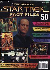 Star Trek Fact Files 50
