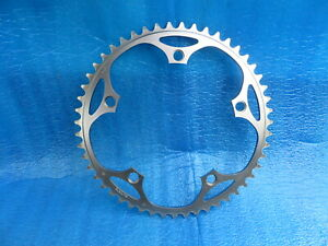 """Shimano Dura Ace FC-7710 144BCD 1/8""""  NJS Chainring 51T Fixed Gear  (20040321)"""