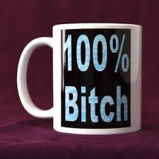 100% Bitch - LGBT+ Mug, Funny Mugs