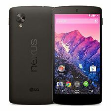 LG GOOGLE NEXUS 5 BLACK 16GB FACTORY UNLOCKED