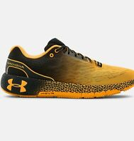 Under Armour Mens HOVR Machina Road Running Shoes, Black