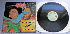 Dillinger Verses Trinity - Clash UK 1977 Burning Sounds LP