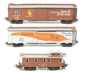 H0 Märklin 4570 4571 4572 Konvolut Güterwagen USA