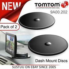 Panel De Adhesivo 9A00.202 Compatible TomTom montaje Discos 2 piezas