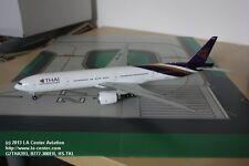 Gemini Jets Thai Airways Int'l Boeing 777-300ER New Color Diecast Model in 1:200