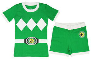 Power Rangers Toddler Character Cotton Pajama