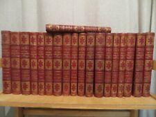 Victor Hugo oeuvres complètes chez Girard 19 volumes nombreuses gravures