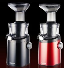 HUROM easy H-101 premium edition slow juicer Extractor squeezer red black color