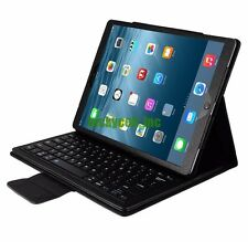 """PU Leather Case + Removable Bluetooth ABS Keyboard For Apple iPad Pro 12.9"""""""