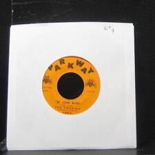 """The Cousins - St Louis Blues / No One Knows 7"""" VG+ P823 Vinyl 45 Parkway 1961"""