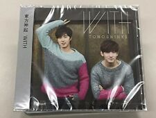 KPOP TVXQ TOHOSHINKI WITH Bigeast Edition w/photo card (picture CD)