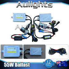 55W 12V F series Waterproof H3 HID KIT FOR IPF 900 SPOT DRIVING LIGHTS 6000K