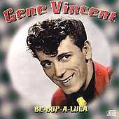 GENE VINCENT--Be-Bop-A-Lula (CD 1998)