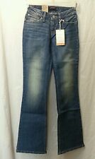 LEVI'S Jeans NWT 528 CURVY BOOT CUT Womens Juniors Stretch Jeans Size 0