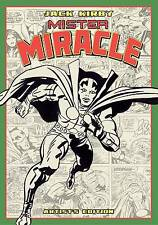 JACK KIRBY MISTER MIRACLE ARTIST EDITION LARGE HARDCOVER FOURTH WORLD EPIC SAGA!
