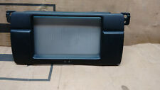 mascherina per autoradio monitor bmw e46