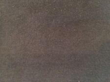WONDERFUL  3  YARDS  DONGHIA  CHOCOLATE BROWN VELVET  FABRIC
