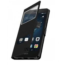 Etui Housse Coque Pochette Interieur Silicone Noir pour Huawei P8 Lite 2017