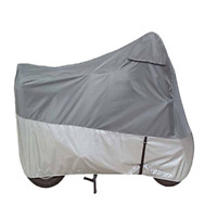 Ultralite Plus Motorcycle Cover - Lg~2007 Harley Davidson FXST Softail Standard