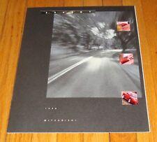 Original 1996 Mitsubishi 3000GT 3000 GT Sales Brochure