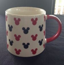 Disney  Mickey Mouse Large Porcelain Coffee Mug/Cup  26 oz. Brand New